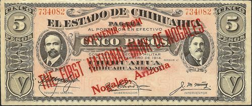 First National Bank of Nogales