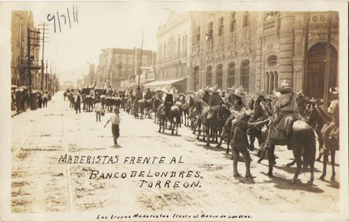 Londres Torreon 1911