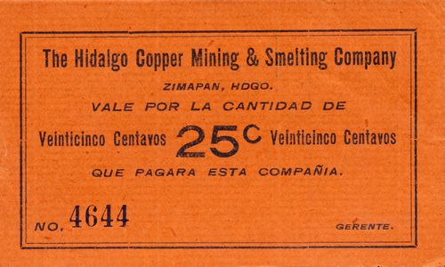 copper 25c orange