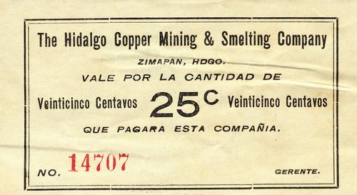copper 25c white