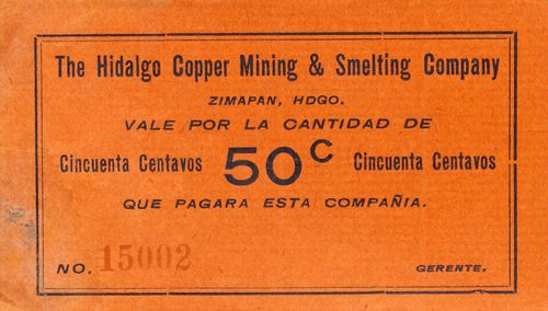copper 50c orange