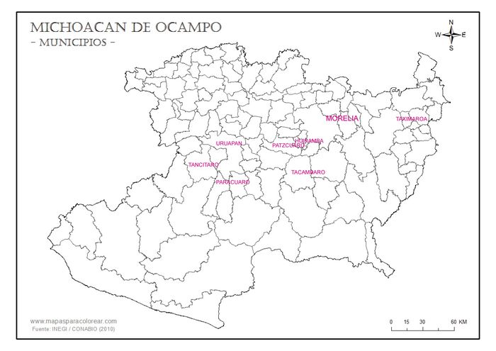 Michoacan commercial central