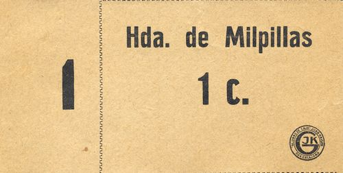 Milpillas 1c Type 1